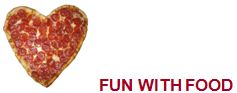 Valentine's Day: fun with food (home is where heart is)