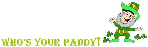 who's your paddy