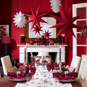 Red decor ideas