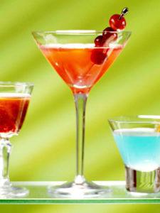 cranberry martini (red delicious re-purposed)